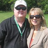 Mark Gergel with wife Karen